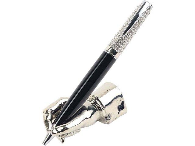 Набор: ручка шариковая, подставка