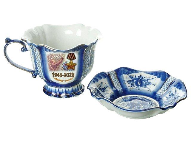 Чайная пара «Помним» (арт. 82747)