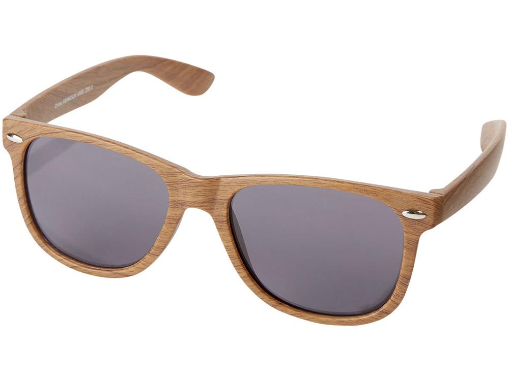 Солнцезащитные очки Allen, коричневый