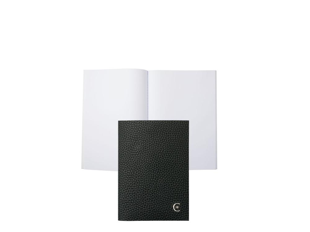 Блокнот формата А6 Hamilton Black