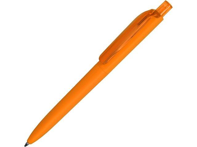 Ручка пластиковая шариковая Prodir DS8 PRR «софт-тач»