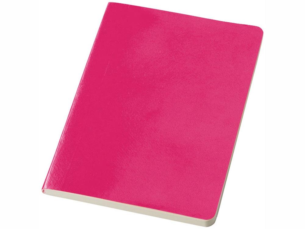 Блокнот А5 Gallery, розовый