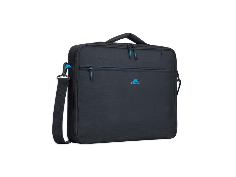Портфель для ноутбука 16 8087, черный