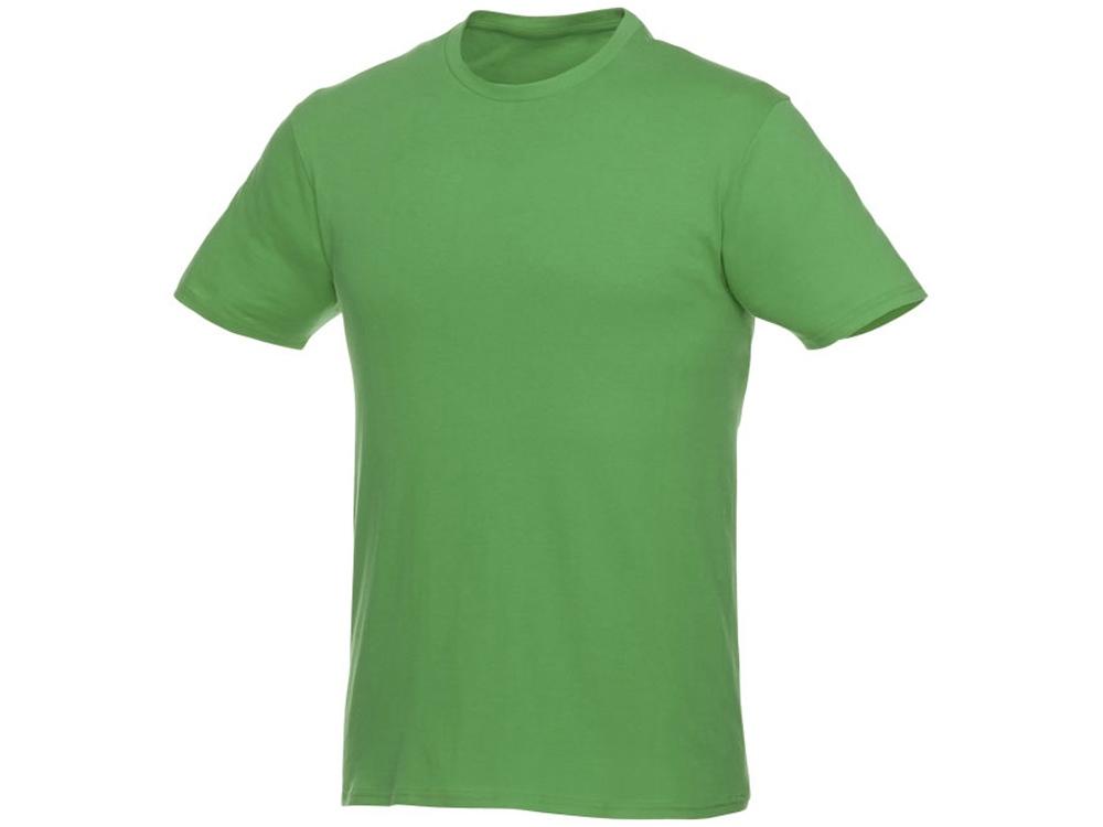 Футболка-унисекс Heros с коротким рукавом, зеленый папоротник