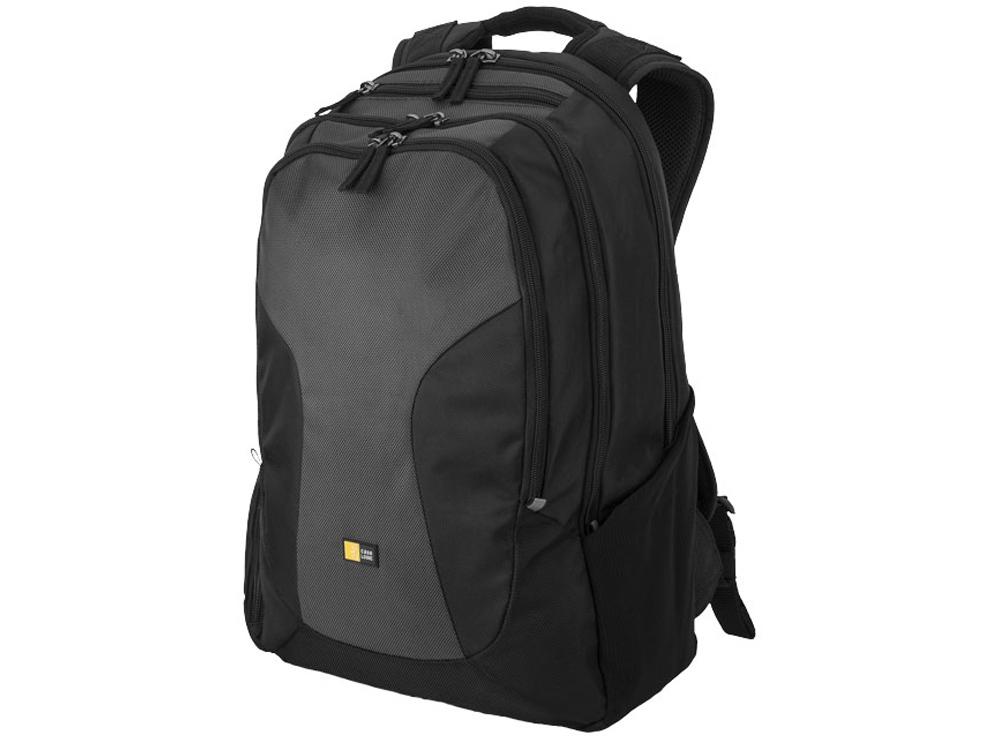 Рюкзак InTransit для ноутбука 15,6 и планшета, черный/серый