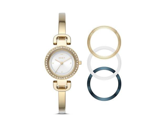 Часы наручные со сменными базелями, женские (арт. 29632)