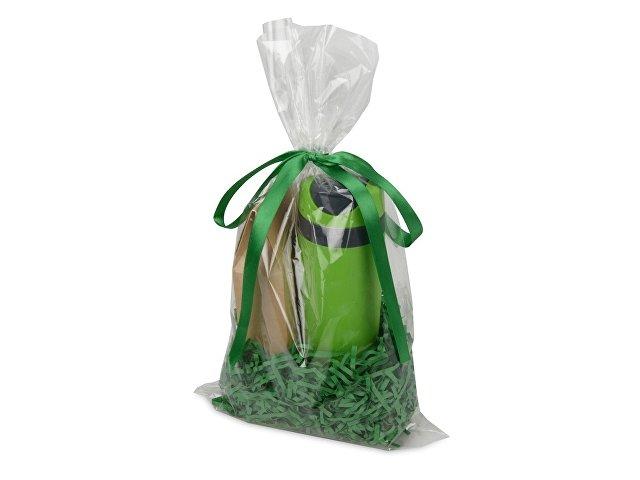 Подарочный набор «Tea Cup Plus» с чаем, зеленый