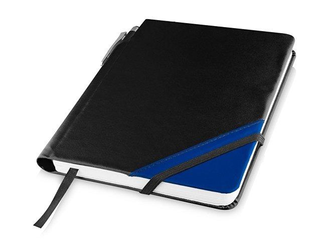 Блокнот A6 «Patch-the-edge» с шариковой ручкой