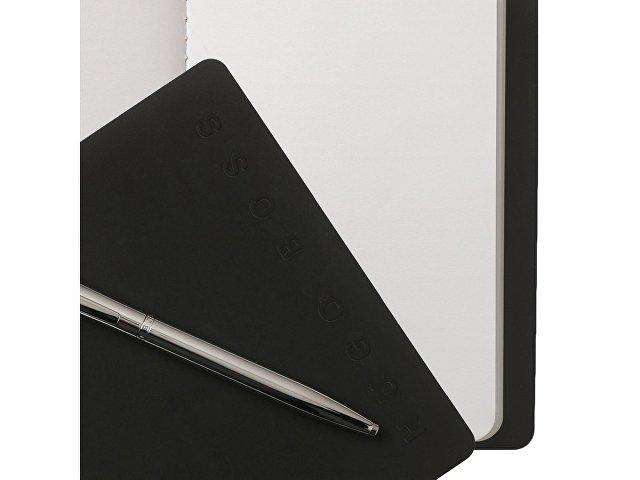 Блокнот А6 с шариковой ручкой