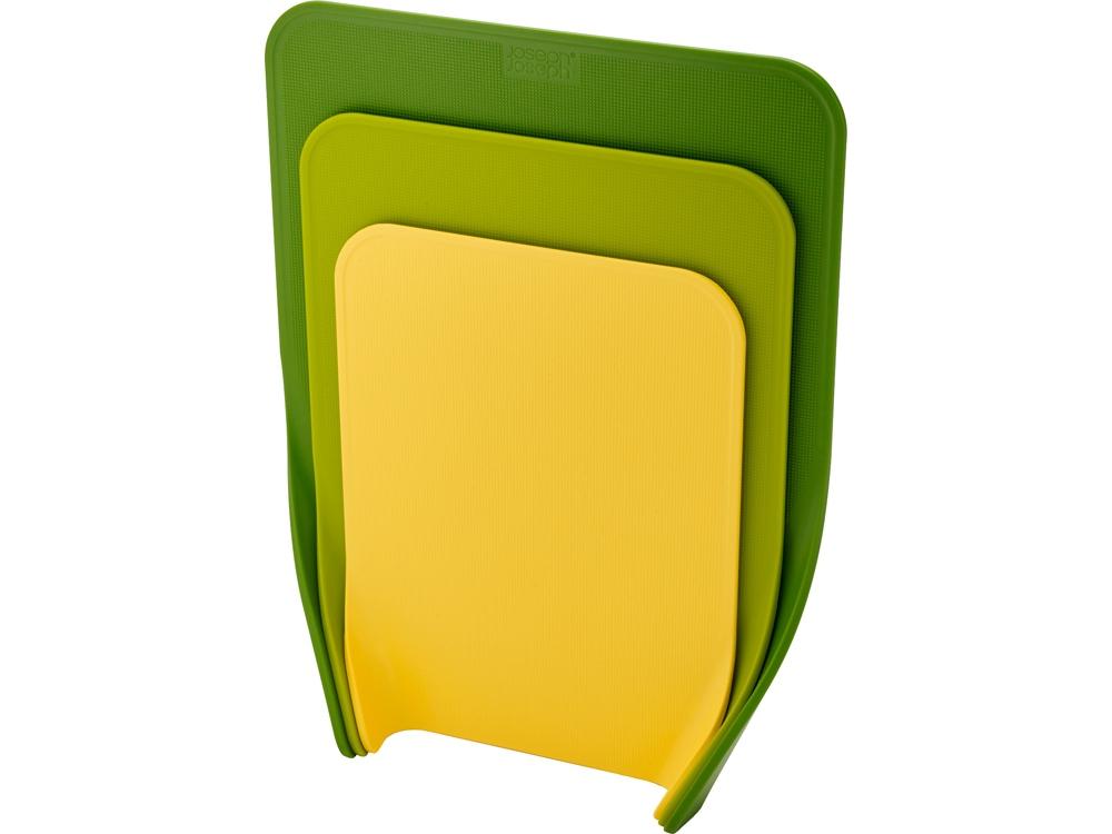Набор из 3 разделочных досок Nest, зеленый