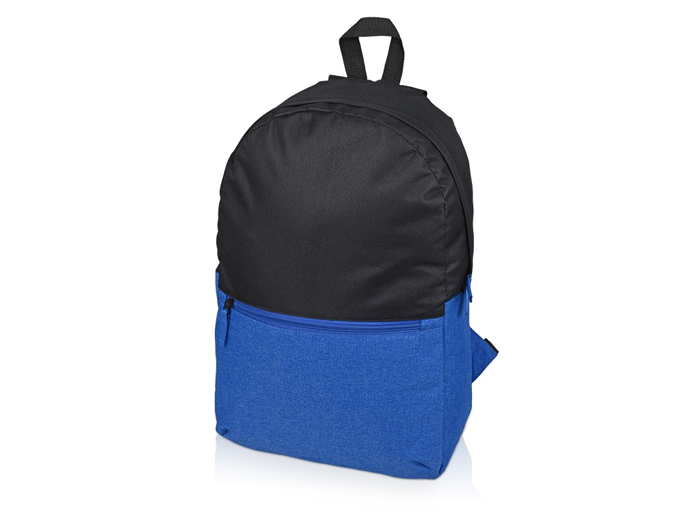 Рюкзак Suburban, черный/синий