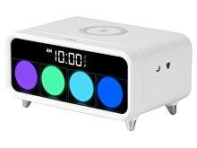 Часы с беспроводным зарядным устройством «Timebox 1» (арт. 595510)