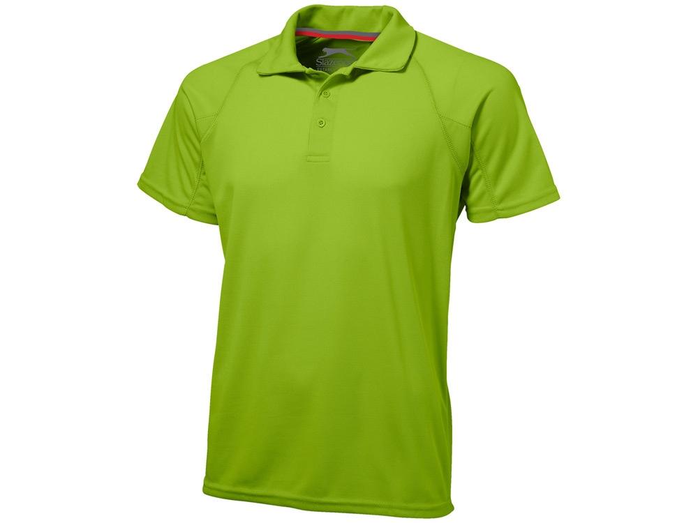 Рубашка поло Game мужская, зеленое яблоко