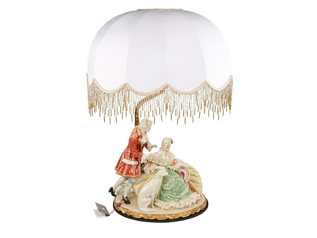 Лампа настольная «Графиня де Лефлер» (арт. 50418)