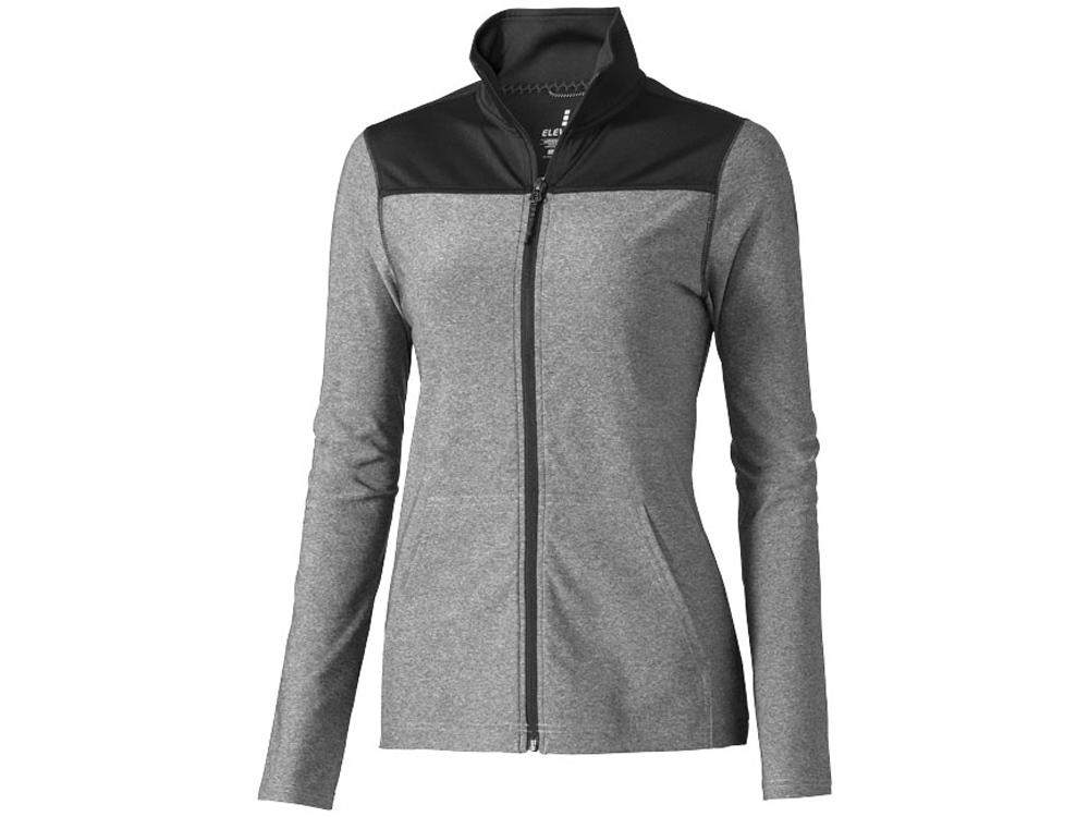Куртка Perren Knit женская, серый