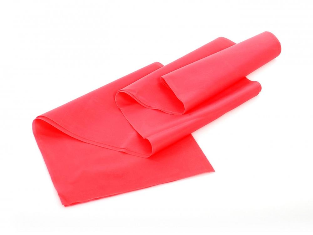 Лента эластичная Superelastic, нагрузка до 4,6 кг, красный
