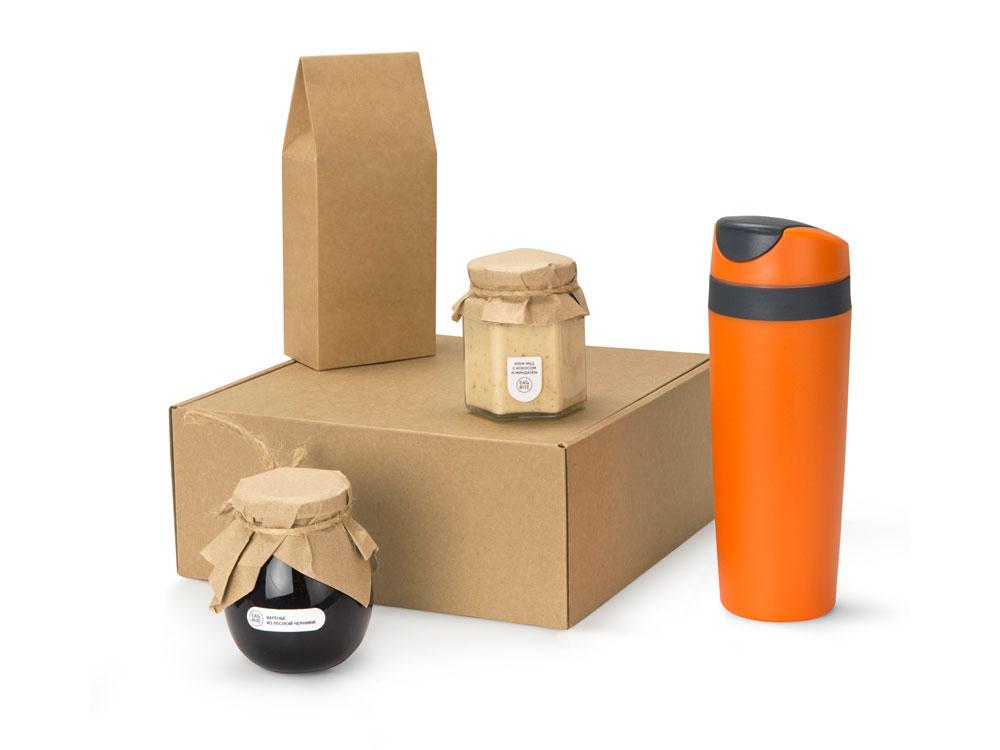 Подарочный набор Tea Cup Superior Honey, оранжевый