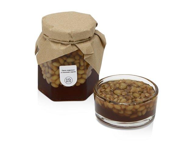 Кедровые орешки в сиропе из сосновых шишек, 250г
