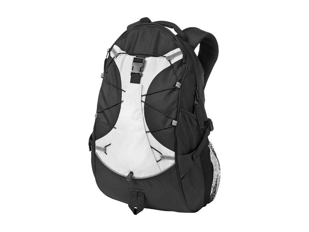Рюкзак Hikers, черный/белый
