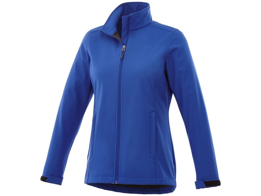 Куртка софтшел Maxson женская, кл. синий