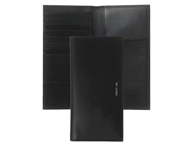 Дорожный кошелек Zoom Black (арт. NLT914A)