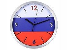 Часы настенные «Российский флаг» (арт. 186120p)
