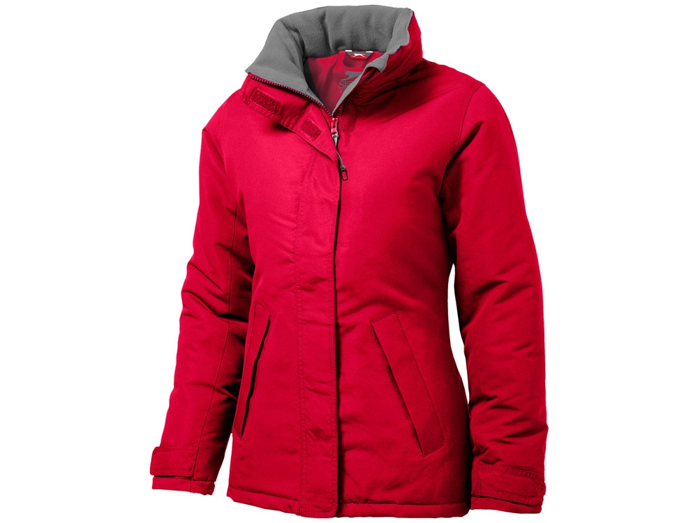 Куртка Under Spin женская, красный