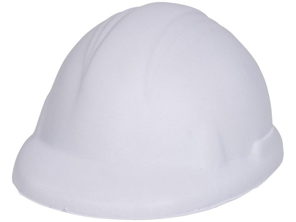 Антистресс Sara в форме каски, белый