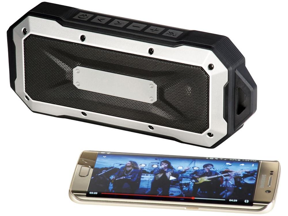 Водонепроницаемый динамик Boulder Bluetooth®