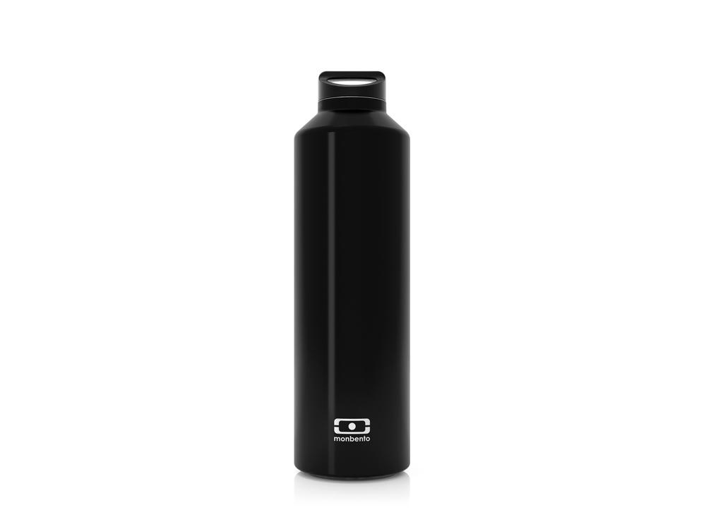 Термос с ситечком для заварки MB Steel 500 мл., черный