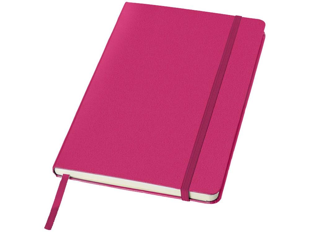 Блокнот классический офисный Juan А5, розовый