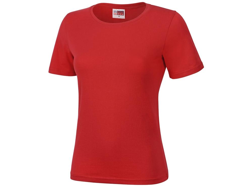 Футболка Heavy Super Club женская, красный