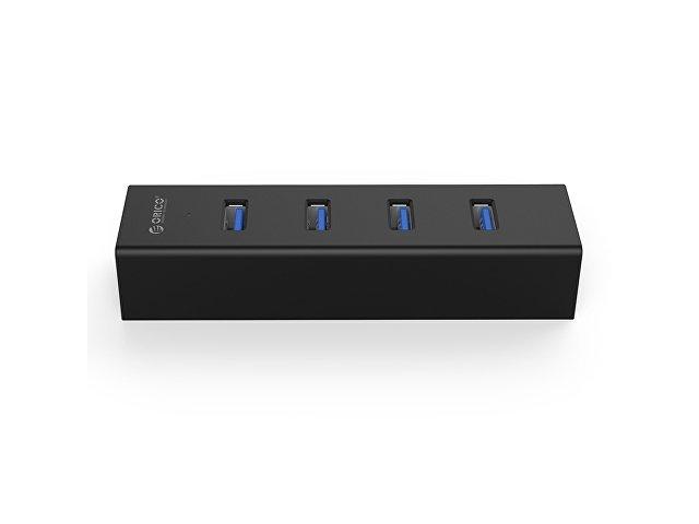 USB-концентратор Orico H4013-U3 (черный)
