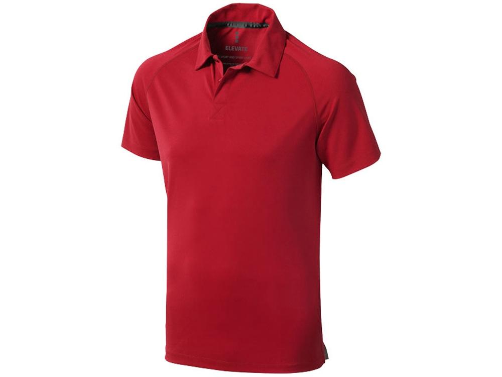 Рубашка поло Ottawa мужская, красный