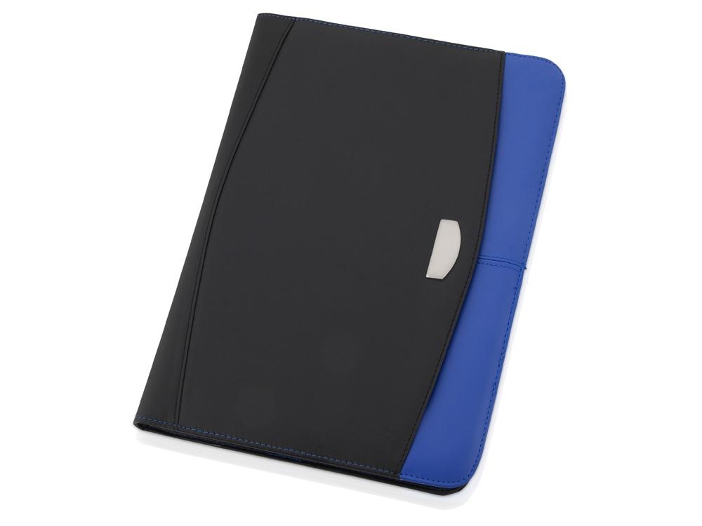 Папка для документов Gabin, черный/синий