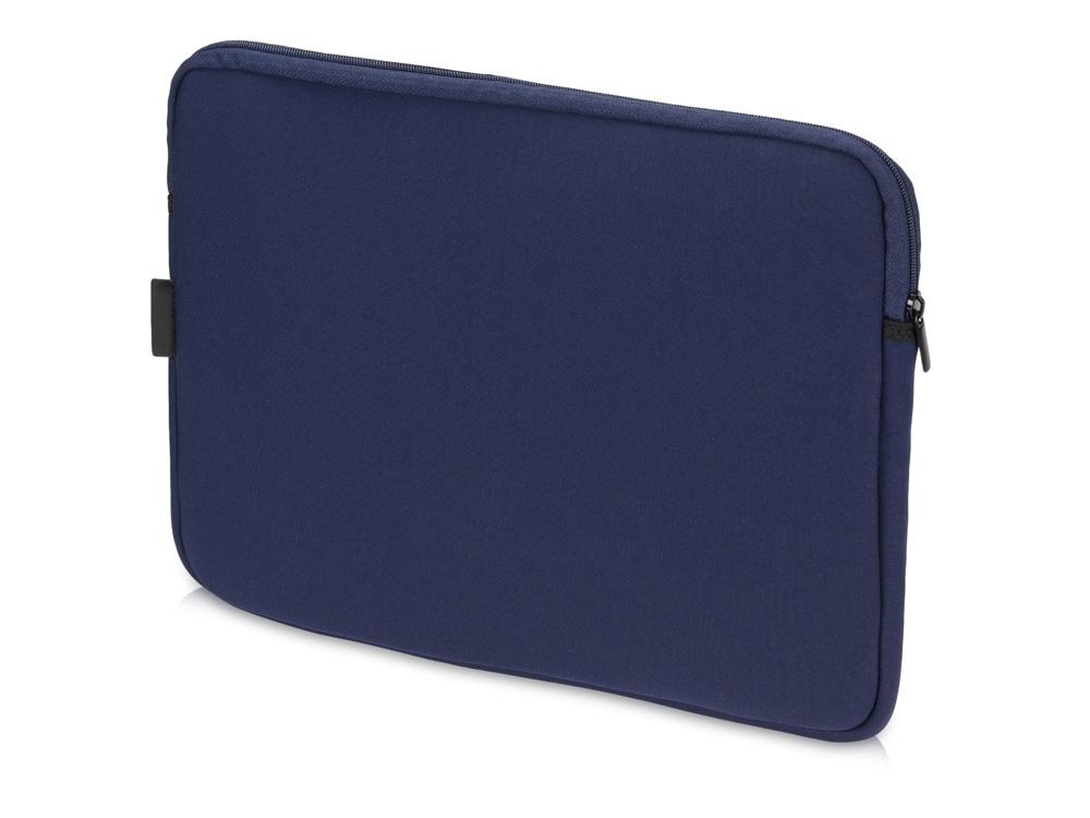 Чехол Fleming для ноутбука 15,4, темно-синий/оранжевый