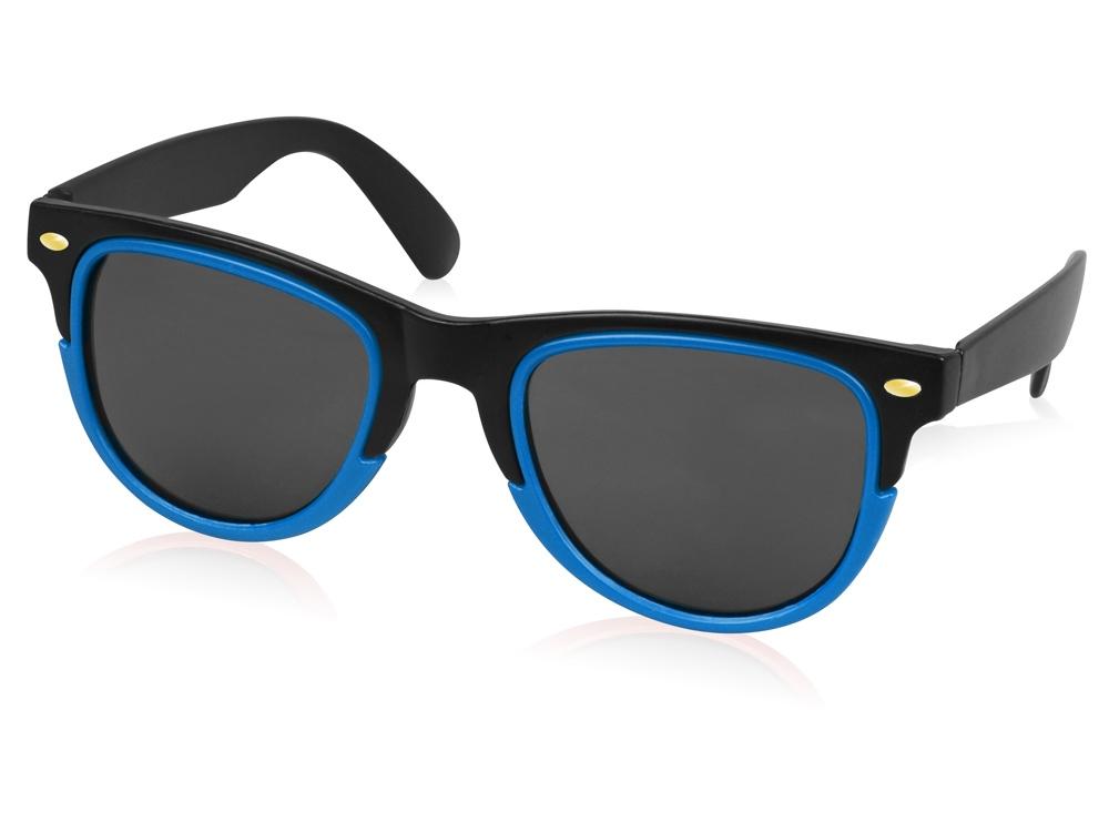 Очки солнцезащитные Rockport, черный/аква