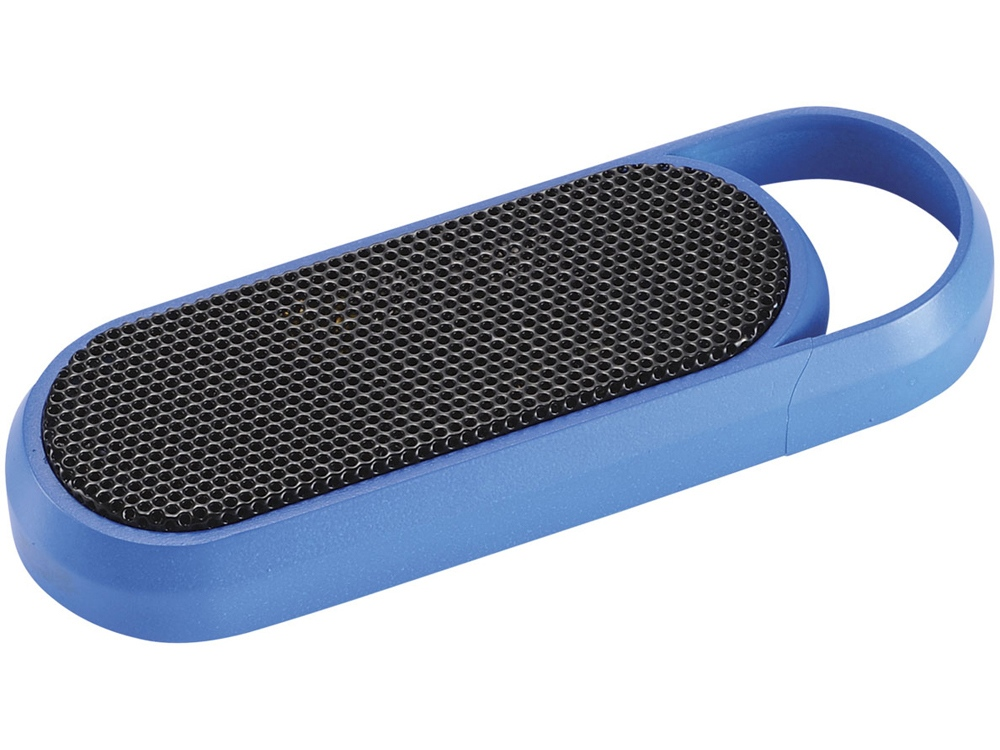 Портативная Bluetooth колонка, ярко-синий