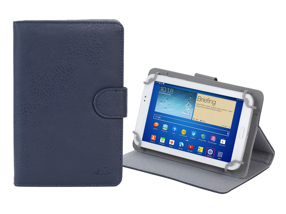 Чехол универсальный для планшета 7 3012, синий