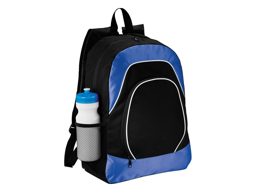 Рюкзак для планшета Branson, черный/ярко-синий