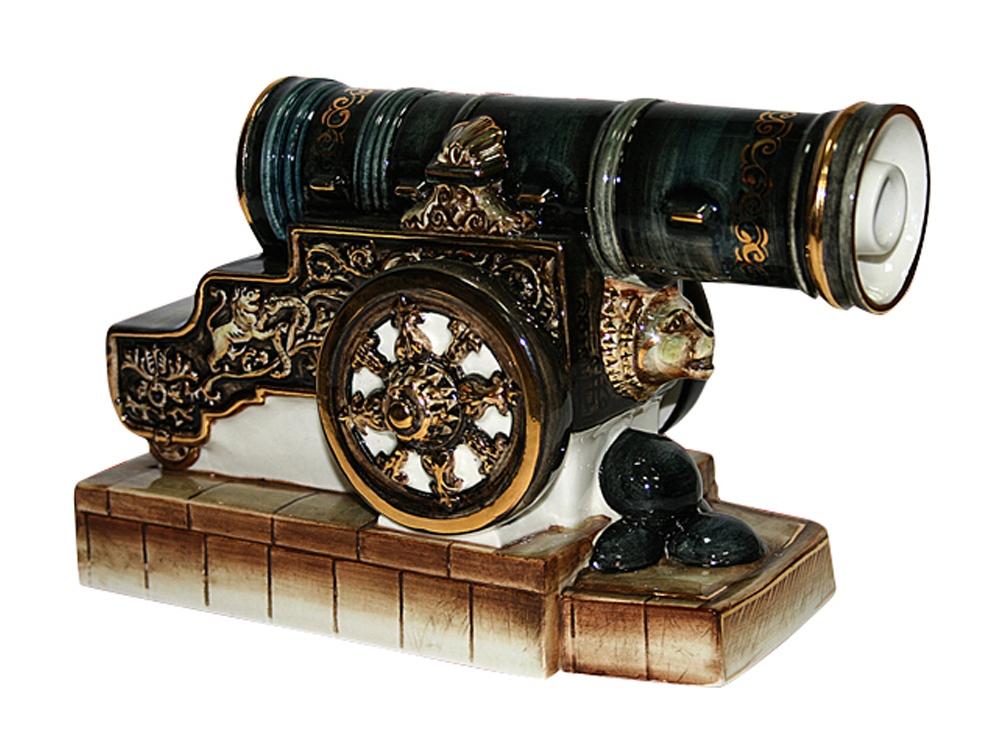 Штоф Царь-Пушка