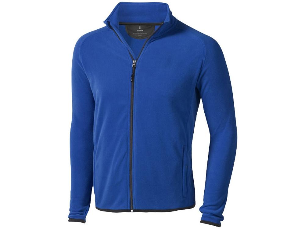 Куртка флисовая Brossard мужская, синий