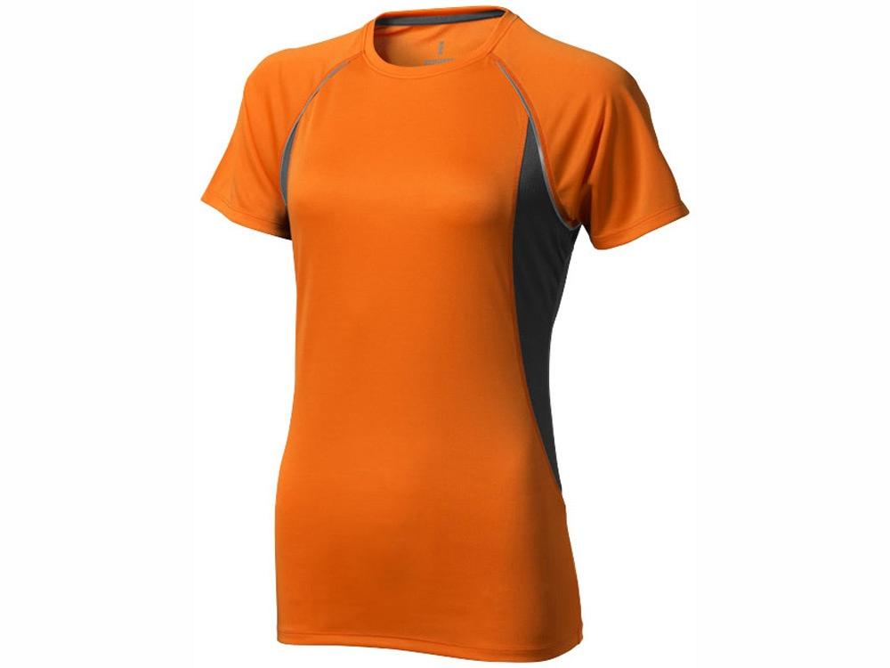 Футболка Quebec Cool Fit женская, оранжевый