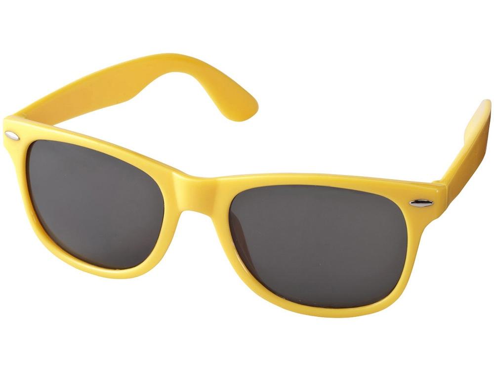 Очки солнцезащитные Sun ray, желтый