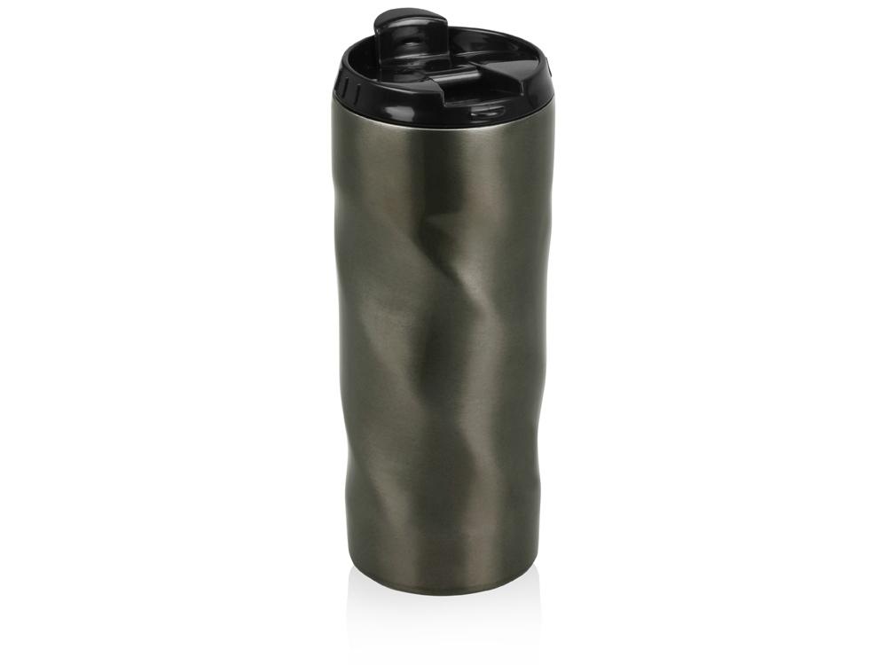 Термокружка Гедж 450мл, графит