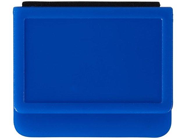 Блокировщик камеры с мягкой стороной, предназначенной для очистки монитора, синий