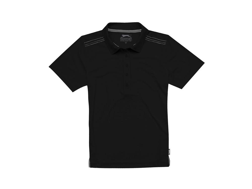 Рубашка поло Receiver CF женская, черный