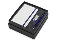 Подарочный набор Reporter Plus с флешкой, ручкой и блокнотом А6 (арт. 700317.02), фото 2