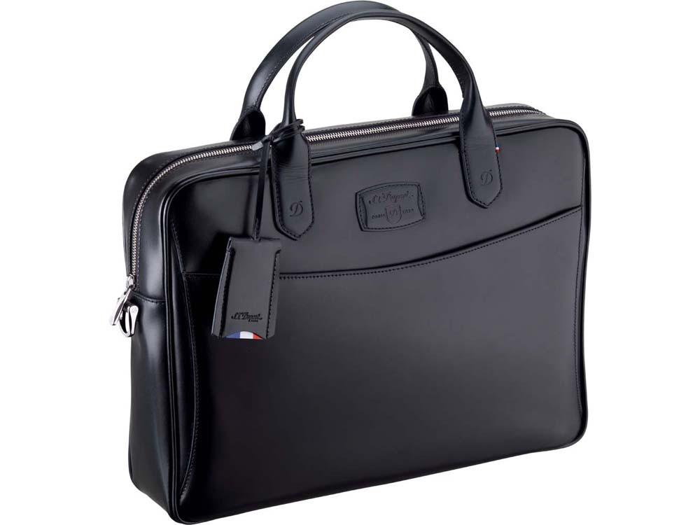 Портфель S.T. Dupont, черный