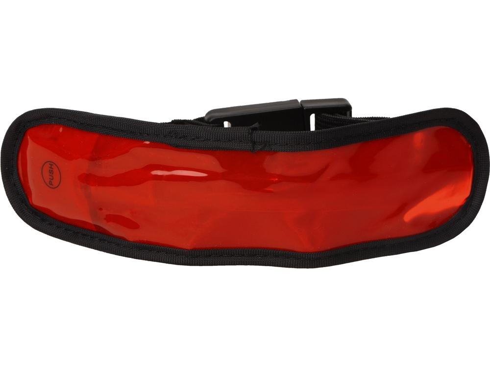 Диодный браслет Olymp, красный